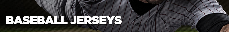 Big and Tall Baseball Jerseys