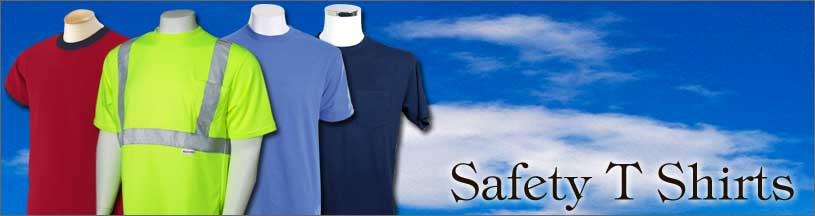 Big and Tall Safety T Shirts