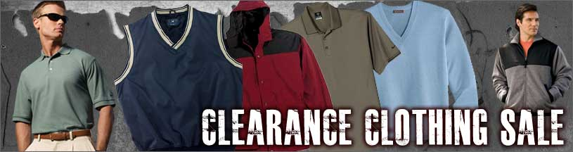Big and Tall Clearance Clothing Sale
