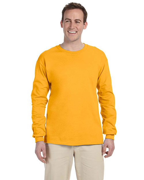 5.4 oz. Heavy Cotton Long-Sleeve T-Shirt